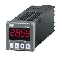 Digitální časovač Tecnologic TT49 LCR-B s bezpotenciálovými vstupy a zálohováním