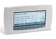 Klávesnice Dixell VGC810 1P000 Visograph pro regulátory XC1008 - XC1015