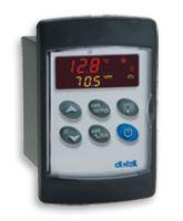 Termostat Dixell XH240V 501C0 pro regulaci teploty a vlhkosti