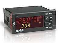 Regulátor Dixell XC642C 0B00E pro kondenzační jednotky s vícestupňovými šroubovými kompresory