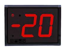 Dělený termostat Tecnologic TLB55 YYYBV s velkým červeným displejem