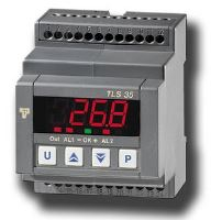 Digitální diferenční regulátor Tecnologic TLS35 HSRR na DIN