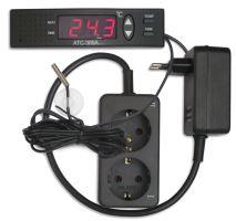 Termostat ATC-300A s časovačem pro akvária a terária