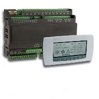 Regulátor Dixell XC1008D 1C01F pro kondenzační jednotky s 8mi výstupy