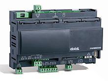 Monitorovací systém Dixell XWEB500D EVO 8K000 pro vzdálenou správu až 100 zařízení