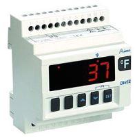 Termostat chlazení Dixell XR10D 5P0C0 s napájením 230V na DIN