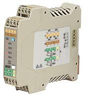 Dvojitý PID regulátor Ascon Tecnologic D2 5350 0000 s dvěma výstupy pro SSR