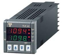 PID regulátor Tecnologic TLK43 HVR s analogovým napěťovým výstupem a relé